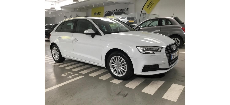 Audi A3 Sportback 1.0 TFSI 116cv