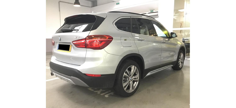 BMW X1 16d SDrive Line Sport 1.5 116cv
