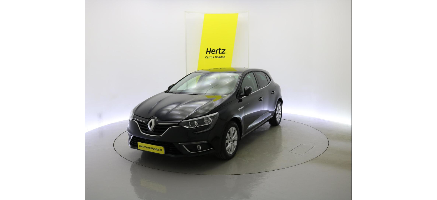 Renault Mégane Limited 1.3 TCe 140cv