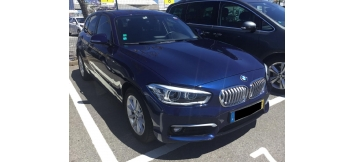 BMW Série 1 116d Line Urban 1.5 116cv Auto