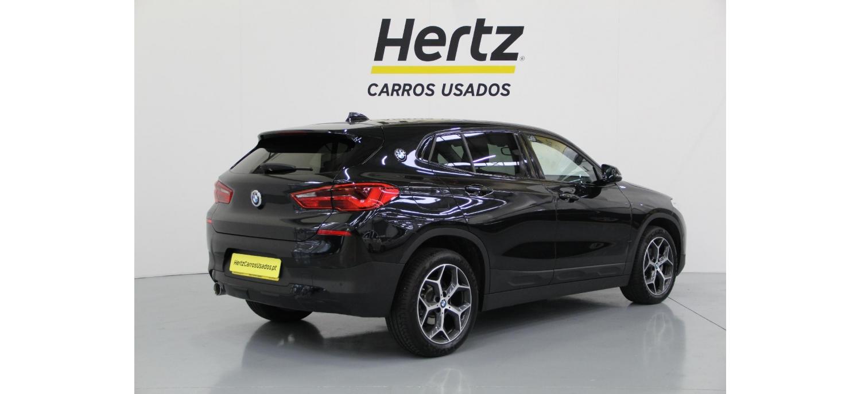 BMW X2 16d SDrive Design + Advantage 1.5 116cv Auto