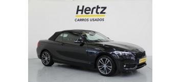 BMW 218d Advantage Cabrio 2.0d 150cv - 2019