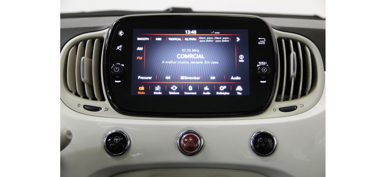 Fiat 500 Lounge 1.2 69cv Dualogic